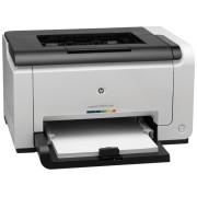 Принтер HP LaserJet Pro CP1025 Color Printer C5; B5; A4; A5; A6; DL 600 x 600 dpi 16 ppm / 4 ppmAs fast as 15.5 sec 8 MB USB 2.0 800 стр. / месец