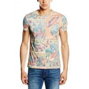 Marvel T-Shirt -M- Captain America Comic [Importación Alemana]