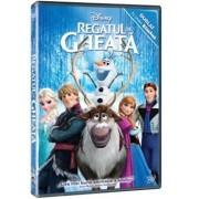 Frozen Kristen Bell,Indina Mendel,Josh Gad - Regatul de gheata (DVD)