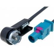 Adaptor antena fakra ISO VW, Audi, Mercedes, Peugeot, Seat, Fiat, Skoda