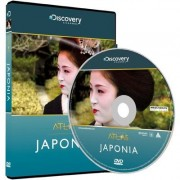 Japonia Discovery Atlas