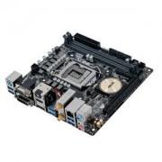 Carte mre H170I-PLUS D3 Mini ITX Socket 1151 Intel H170 Express - SATA 6Gb/s - M.2 - USB 3.0 - DDR3 - 1x PCI-Express 3.0 16x - Wi-Fi AC