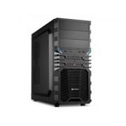Sharkoon VG4-S Black ATX PC Case Tower mini-ITX/micro-ATX/ATX