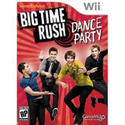Big Time Rush: Dance Party - Nintendo Wii