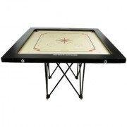Synco Signature 42 With Coin Striker VCD Carrom Boards