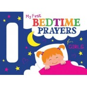 My First Bedtime Prayers for Girls by Twin Sisters(r)