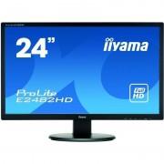 Monitor LED Iiyama E2482HD-B1 24 inch 5ms Black