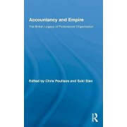 Accountancy and Empire by Chris Poullaos