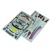 Sponsor decal (Porsche 911 GT3 RSR) 39285-1 (japan import)