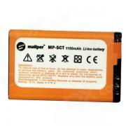"""Mallper BL-5CT Remplacement 3.7V """"1100mAh"""" Batterie Li-ion pour Nokia 5220 / 5220XM / 5630XM / 6303c"""