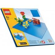 LEGO Bricks & More Blauwe Bouwplaat - 620