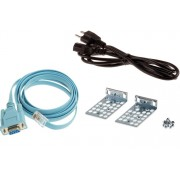 Cisco 1RU Accessory Kit (STK-RACKMOUNT-1RU, AC Cord, Console)