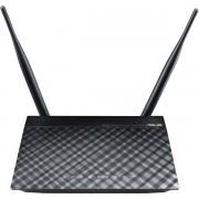 Asus DSL-N12E - Trådlös router med inbyggt ADSL2+ modem, fyra stycken 10/100Mbps