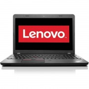 Laptop Lenovo ThinkPad E550 15.6 inch HD Intel Core i3-5015U 4GB DDR3 500GB HDD FPR Graphite Black