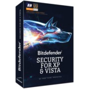 Bitdefender Security for XP & Vista - 5 postes - Abonnement 3 ans