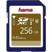 Hama Speicherkarte SecureDigital High Capacity, 256 GB