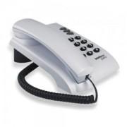 Telefone com fio Pleno Cinza Ártico