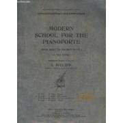 Modern School For The Pianoforte - In Four Books - 2° Album - N°10791 - Intermediate.- Toccatina + Ronde Francaise + Barcarolle Venitienne + Elfe + Troisieme Valse + En Gondole + Barcarolle ...