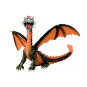 Figurina Bullyland Dragon portocaliu, orange