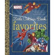 Marvel Little Golden Book Favorites by Golden Books