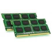 Kingston 8GB DDR3 1333MHz Notebook Kit (KVR13S9S8K2/8)