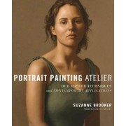 Portrait Painting Atelier by Suzanne Brooker