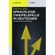 Sprachliche Zweifelsfalle Im Deutschen by Wolf Peter Klein