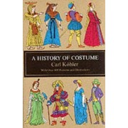 A History of Costume by Carl Kohler
