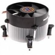 Titan TTC-NA02TZ/RPW, CPU Cooler, Dissipatore per Intel Core i3/i5/i7 Sockel LGA1155/LGA1156, Cooling Capacity 130W