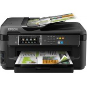 Multifunctional Epson WF-7610DWF, Fax, A3, Duplex, ADF, Retea, Wireless