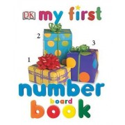 My First Number Board Book by DK Publishing