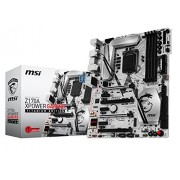 """Z170A XPOWER GAMING TITANIUM EDITION Scheda Madre, Nero"