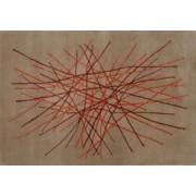 Vlněný koberec DESIGN Stripes d-18, 200x300 cm