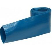 "FURTUN REFULARE FLAT DIN PVC 2"" - 50M"