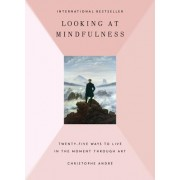 Looking at Mindfulness: 25 Ways to Live in the Moment Through Art