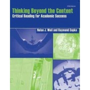 Thinking Beyond the Content by Nolan J. Weil