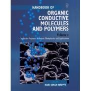 Handbook of Organic Conductive Molecules and Polymers: Conductive Polymers: Spectroscopy and Physical Properties v. 3 by Hari Singh Nalwa