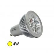 Vision-EL Spot Led 4W (40W) GU10 Blanc chaud