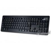 Tastatură Genius SlimStar 130 USB, negru