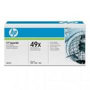 HP INC. - TONER NERO 49X 6.000 PAGINE PER LASERJET 1320 3390 3392 - Q5949X