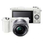 Sony Aparat SONY Alpha a5000 (ILCE-5000) Biały + Obiektyw 16-50mm + DARMOWY TRANSPORT!