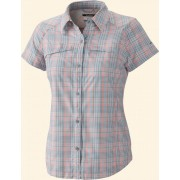 Columbia Női Ing Silver Ridge(TM) Multi Plaid SS Shirt