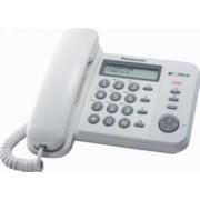 Telefon analogic Panasonic KX-TS560FXW