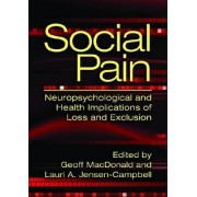 Social Pain by Geoff MacDonald