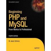 Beginning PHP and MySQL 2010 by W. Jason Gilmore