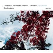Muzica CD - ECM Records - Duo Gazzana: Five Pieces