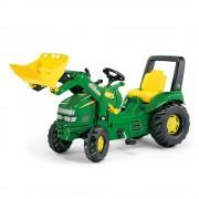 Rolly X-Trac John Deere pedálos markolós traktor