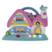 Disney Baby Snow White and the 7 Dwarfs Activity Panel Pink Toy