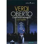 Various Artists - Verdi: Oberto (Conte Di San Bonifacio) (0809478009825) (1 DVD)
