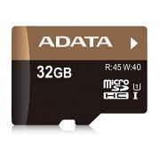 ADATA AUSDH32GUI1-RA1 Micro SDHC Premierpro CLASS10 UHS-I U1